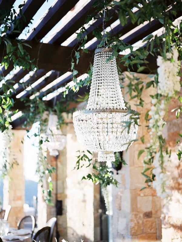 romántica boda entre montañas chic and deco blog