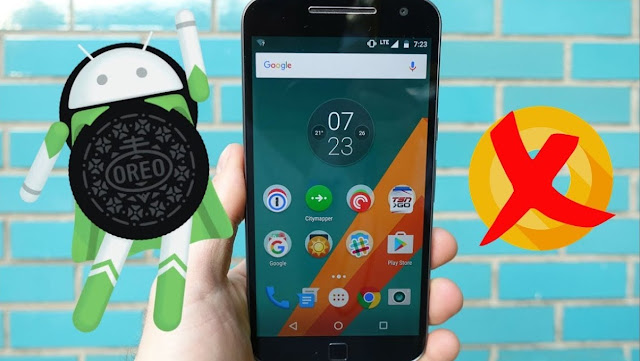 Cara Mudah Install Android 8.1 Oreo di Moto G4 / G4 Plus