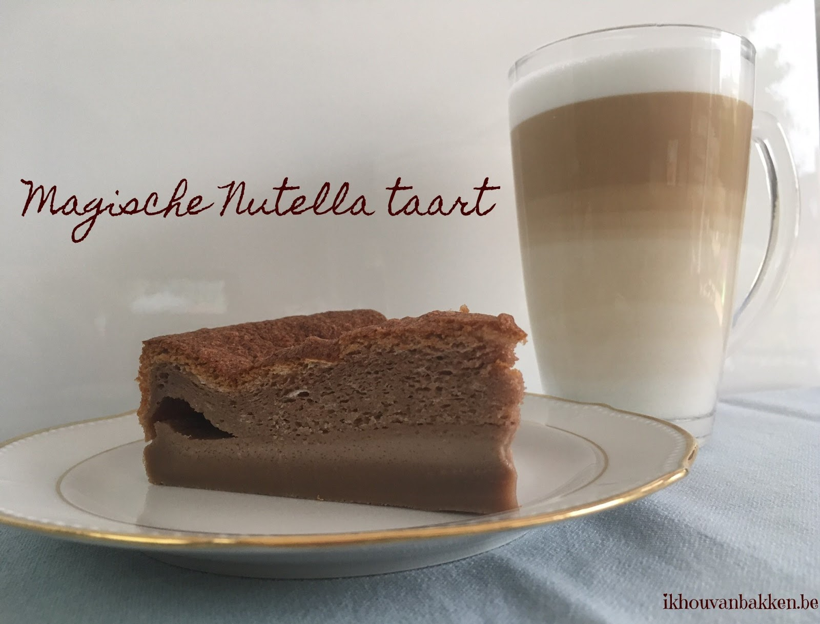 Nutella Taart