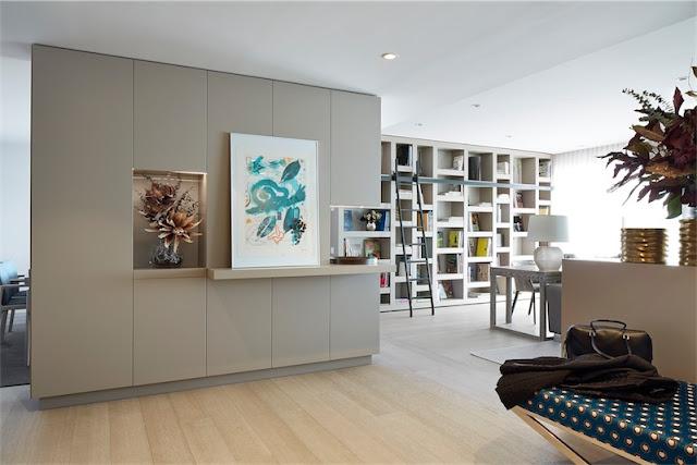 reforma de una vivienda ubicada en la zona alta de Barcelona chicanddeco