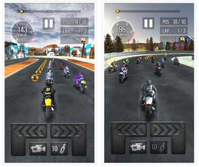 Thumb Motorbike Racing Offline Apk