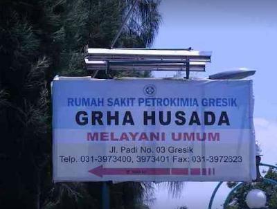 Alamat RSU Graha Husada Gresik