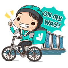 Awesome Food Delivery with Deliveroo!