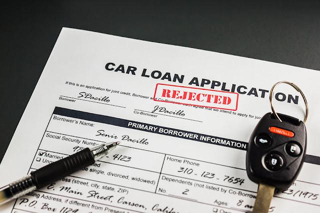 Kenapa pinjaman kenderaan kereta susah luluh oleh pihak bank
