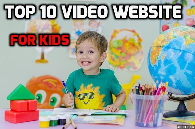 Video Websites for Kids Hindi