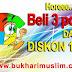 Peluang Reseller Online Kaos Bukhari