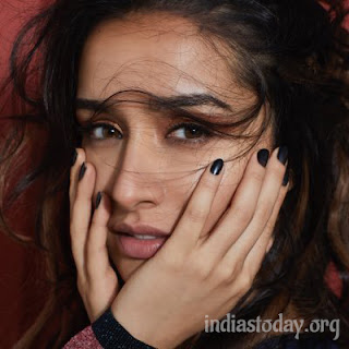 Shraddha Kapoor looks  hot in this photo.