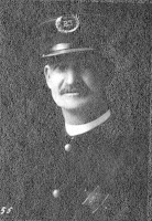 John K Stevens patrolman in Fort Wayne 1896 to 1922