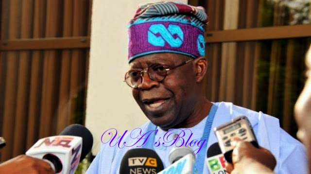 Tinubu meeting with Ekiti governorship aspirants in Abuja