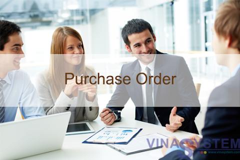 Hướng dẫn tạo đơn đặt mua hàng trong SAP Business One (Purchase Order)