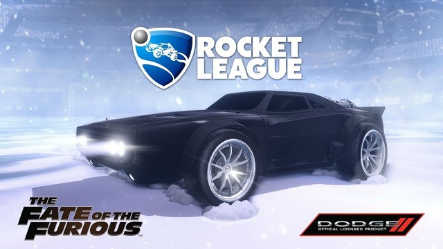 ROCKET LEAGUE THE FATE OF THE FURIOUS-PLAZA