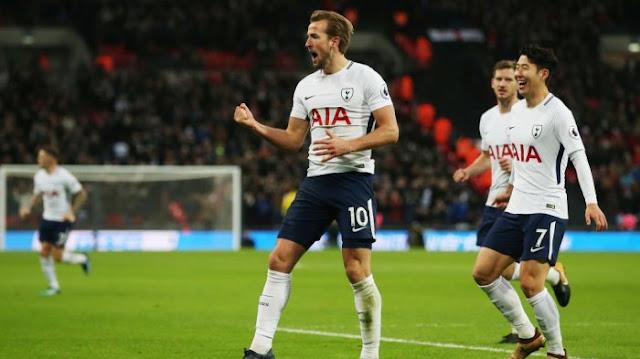 Gol Tandukkan Harry Kane Antar Kemenangn Tottetham Atas Arsenal Situs Piala Dunia Bola88