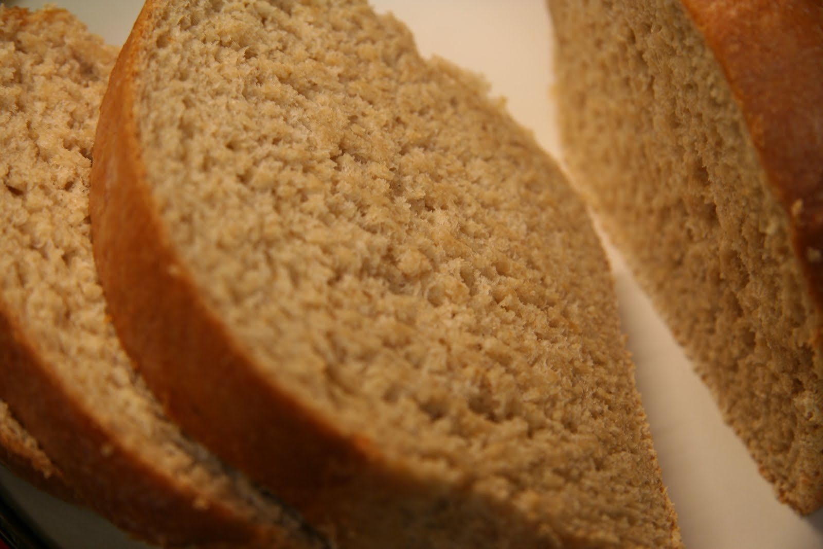 Kneady Sweetie: Yummy Whole Wheat Bread