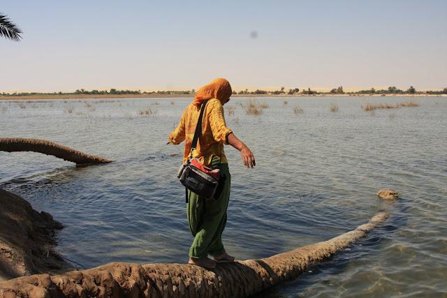Explorando o oásis de SIWA, um lugar maravilhoso no deserto líbio | Egipto