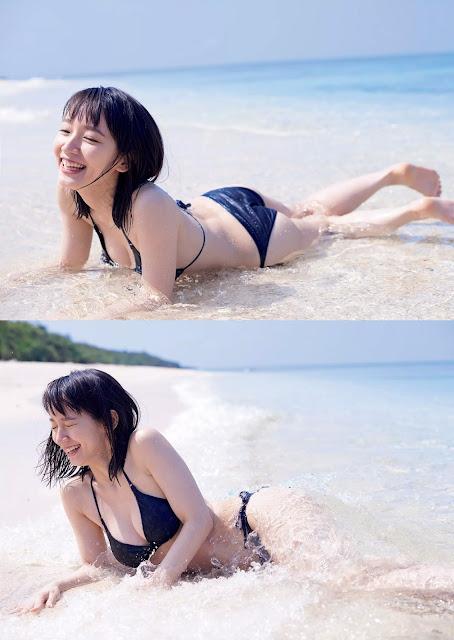 Yoshioka Riho 吉岡里帆 Long Long Vacation Images 04