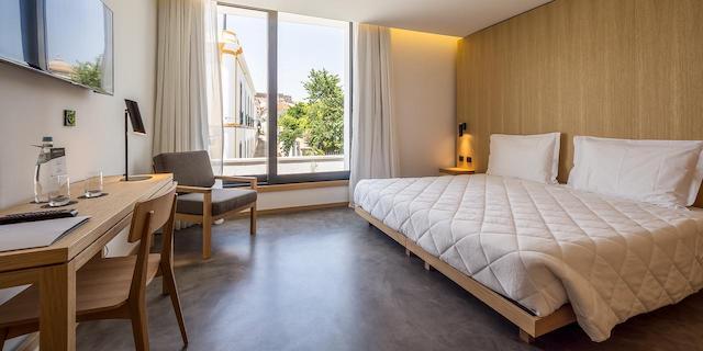 Évora Olive Hotel - quarto