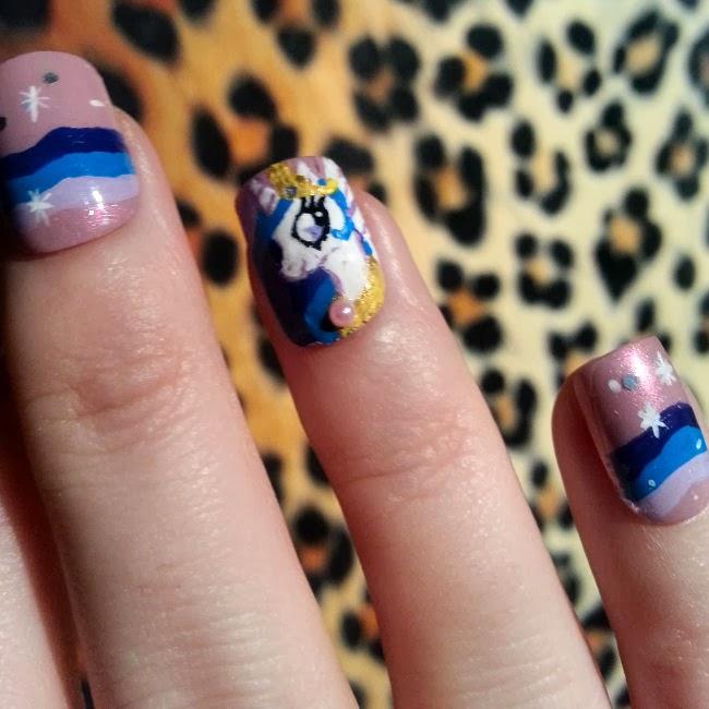 Rawrgirls Review . . . Kokoro Nails Ready To Wear Nail Sets!   The ...