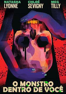 O Monstro Dentro de Você - BDRip Dual Áudio
