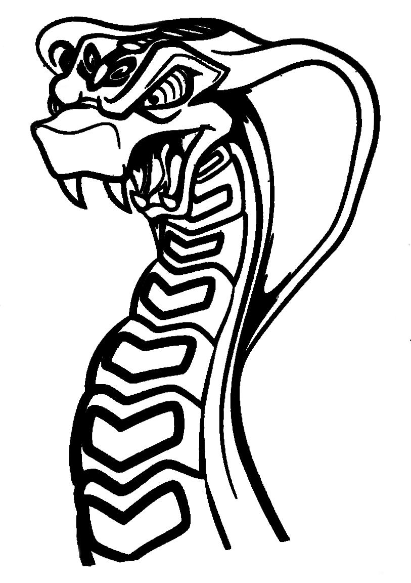 Malvorlage Schlange Ninjago Coloring and Malvorlagan