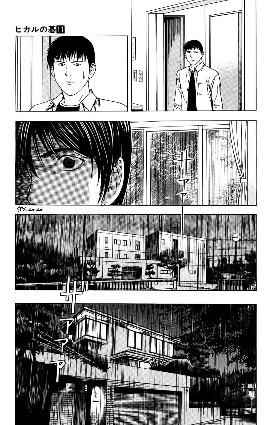 Hikaru No Go hikaru no go chap 96 trang 5