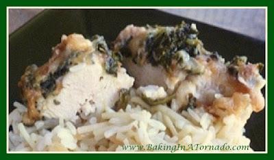 Chicken Florentine | www.BakingInATornado.com | #recipe