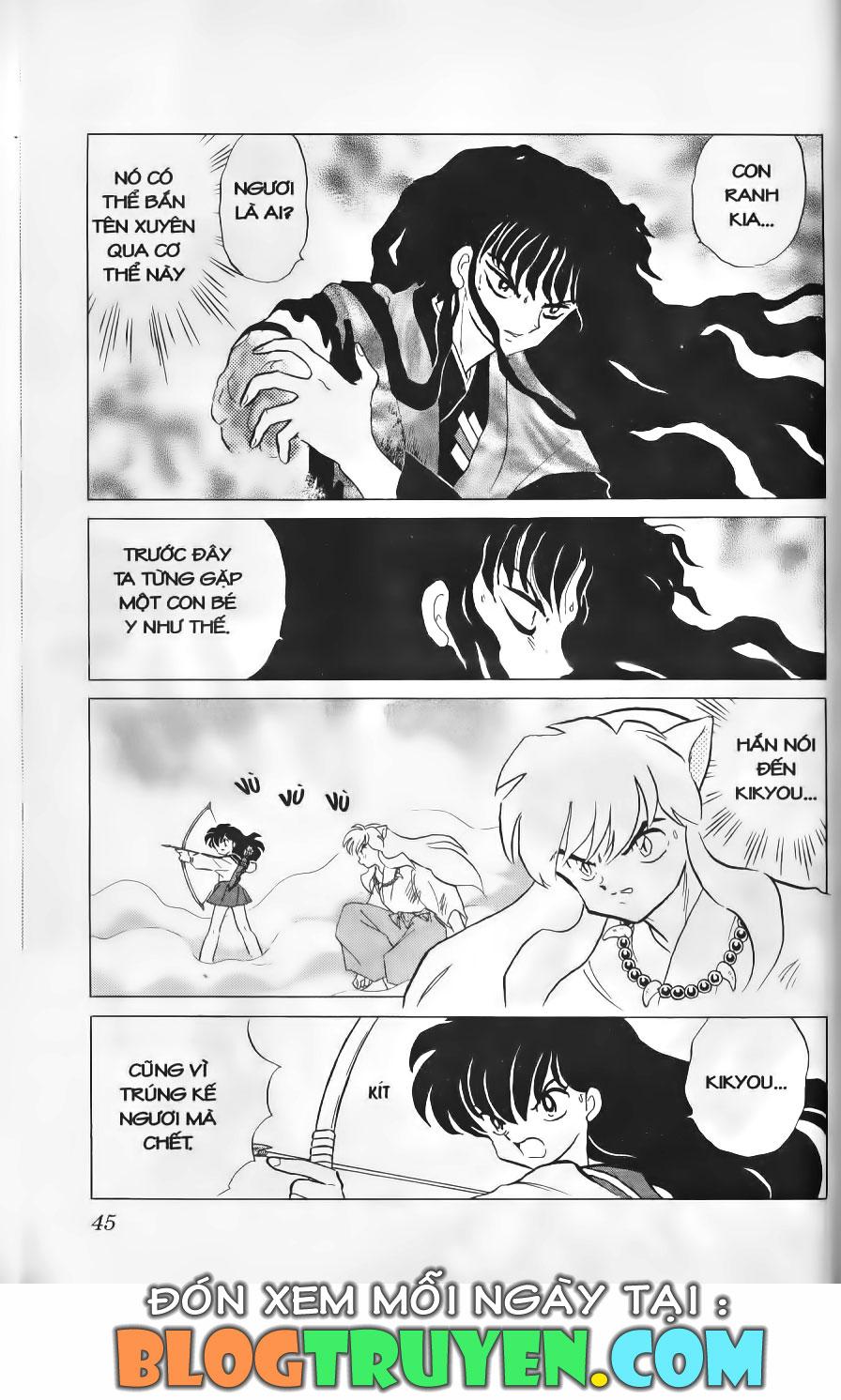 Inuyasha vol 12.3 trang 4