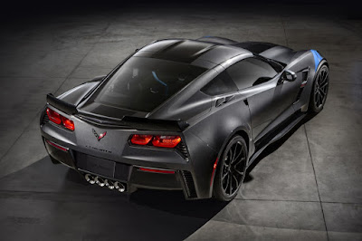 Chevrolet Corvette ZO6 2018 Review, Specs, Price