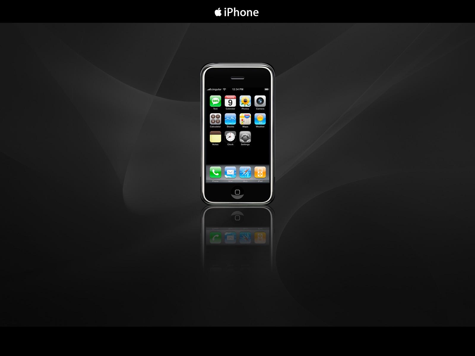 Iphone Hd Wallpaper: Apple IPhone Wallpapers HD