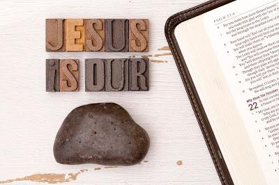1 Corinthians 10:4