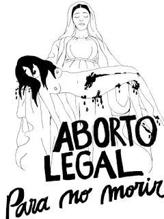 El Estado y la Iglesia los culpables del aborto clandestino