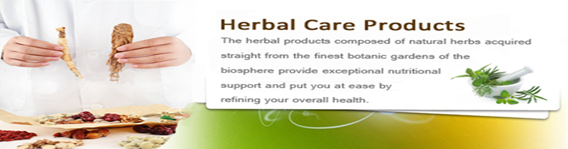 Herbal Care Products | Natural Herbal Remedies Information