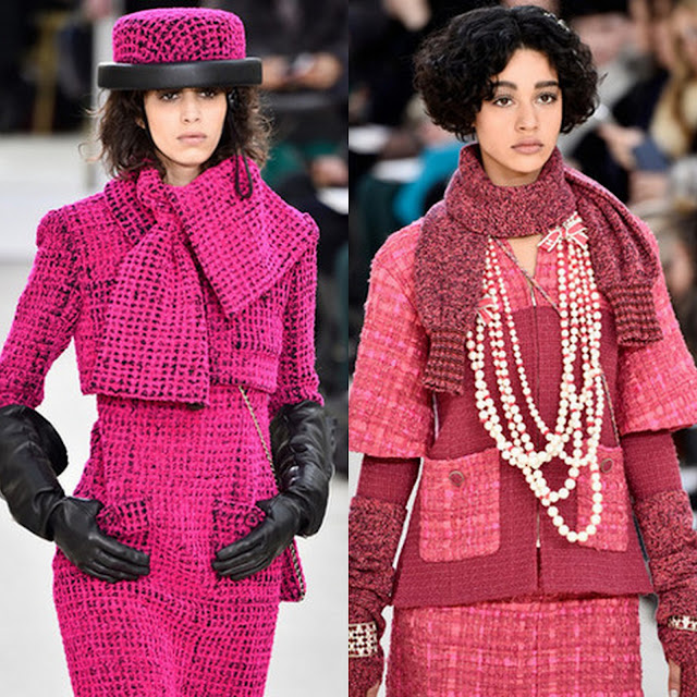 Chanel Fall 2016 Show Paris Fashion Week {Cool Chic Style Fashion}