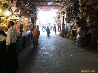 Guía gratuita Morocco - free
