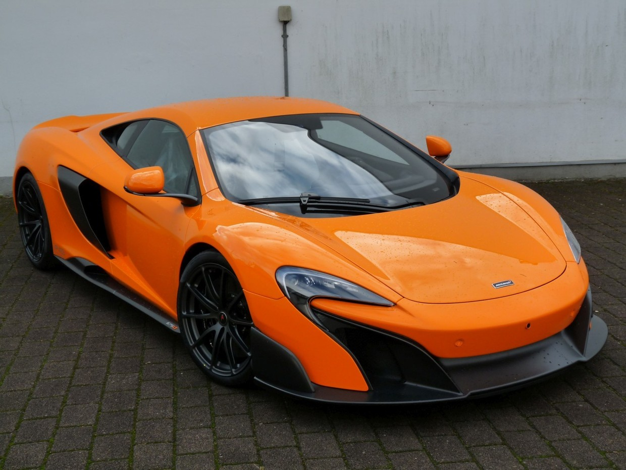 One Of Five McLaren 675LT Prototypes For Sale | Carscoops