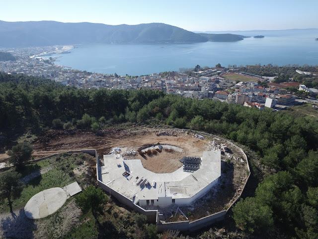 Υπαίθριο Θέατρο Ηγουμενίτσας - Το γεφύρι της Άρτας