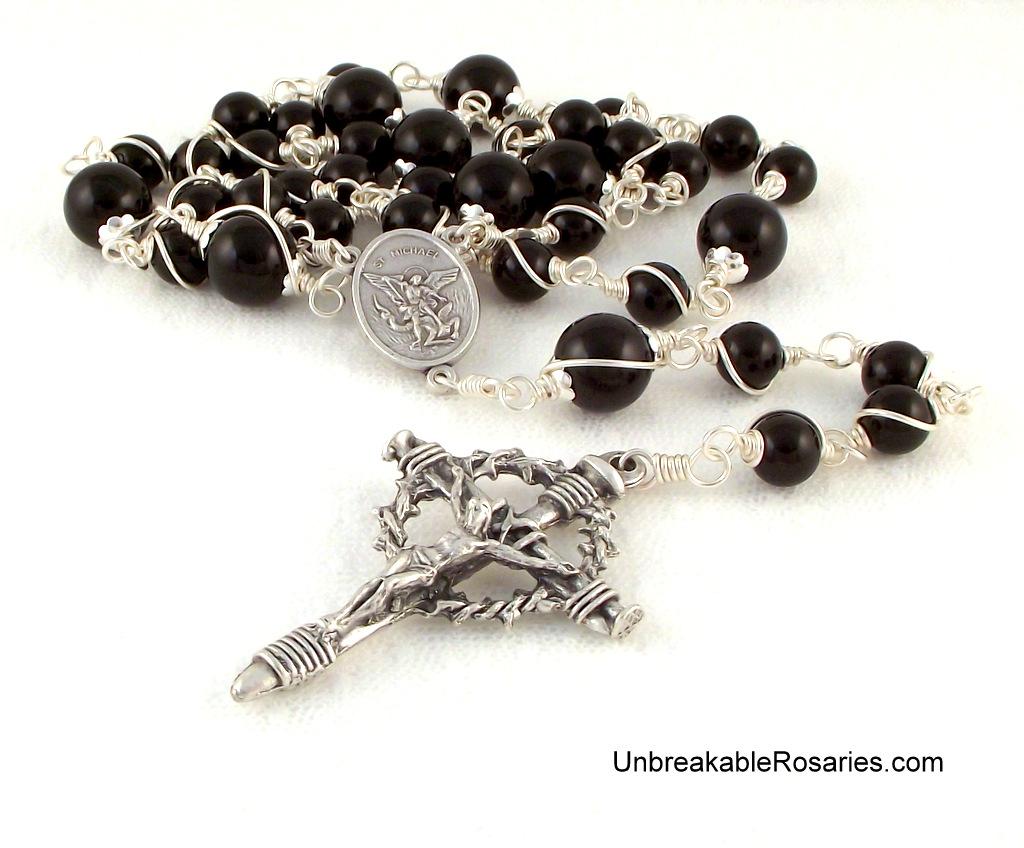 crown block diagram catholic patron saints: 06/13/14 crown rosary diagram