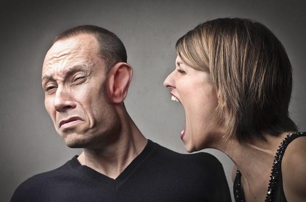 jangan melawan suami pemarah