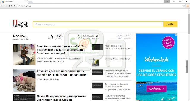 Workno.ru (Hijacker)