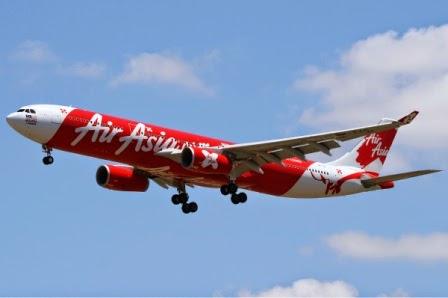 Pesawat AirAsia Penerbangan QZ8501 Hilang Kontak