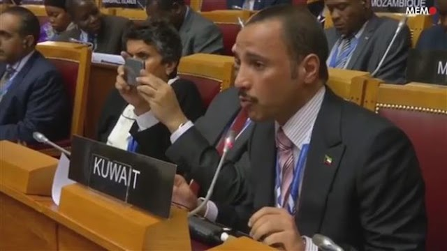 Kuwaiti lawmaker tells Israeli delegation to leave Inter-Parliamentary Union conference in Russia