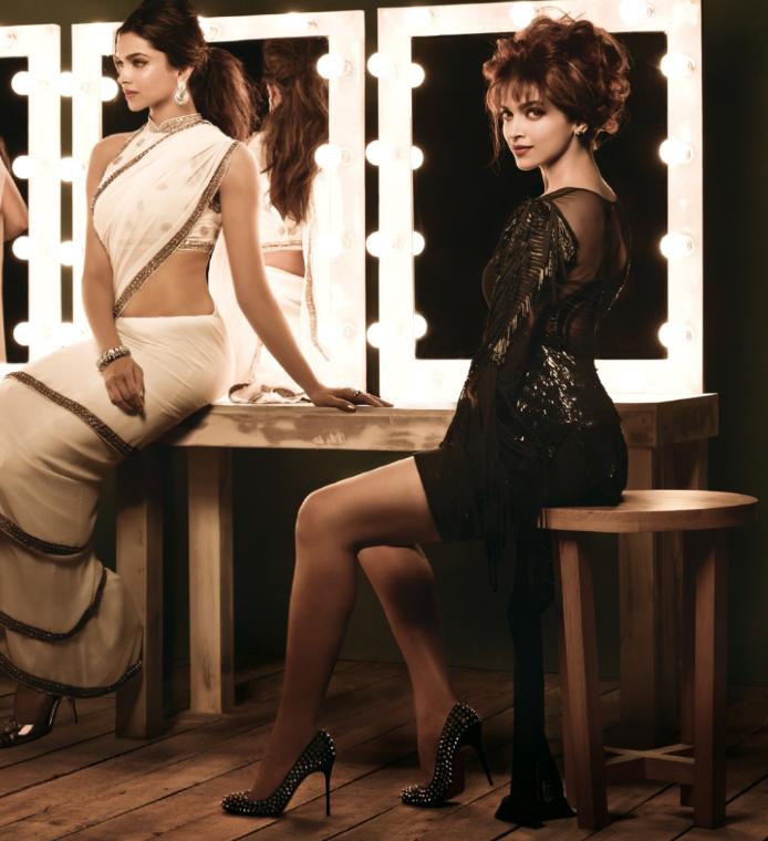 Deepika Padukone in white saree, Deepika Padukone sexy legs, Deepika Padukone feet, Deepika Padukone in high heels, Deepika Padukone hot back in black dress, Deepika Padukone Hot & Sexy Back