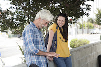 The Hero (2017) Laura Prepon and Sam Elliott Image 1 (1)