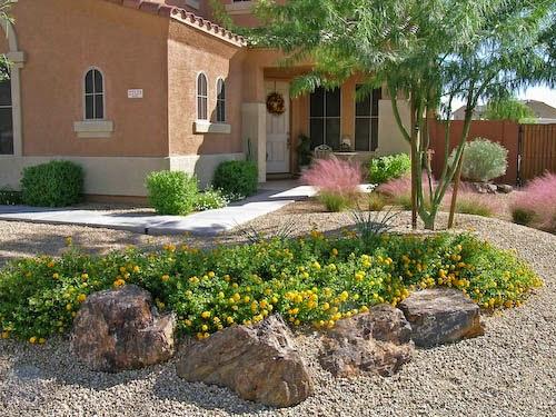 Garden house design ideas - Simple backyard landscaping ideas ...
