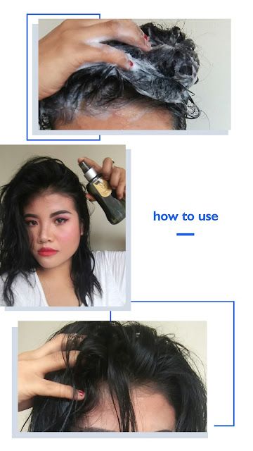 cara pakai yohmo hair tonic