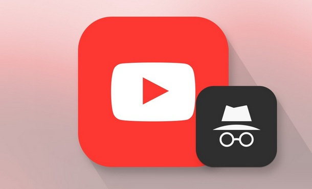 Mode Incognito di Aplikasi YouTube Android