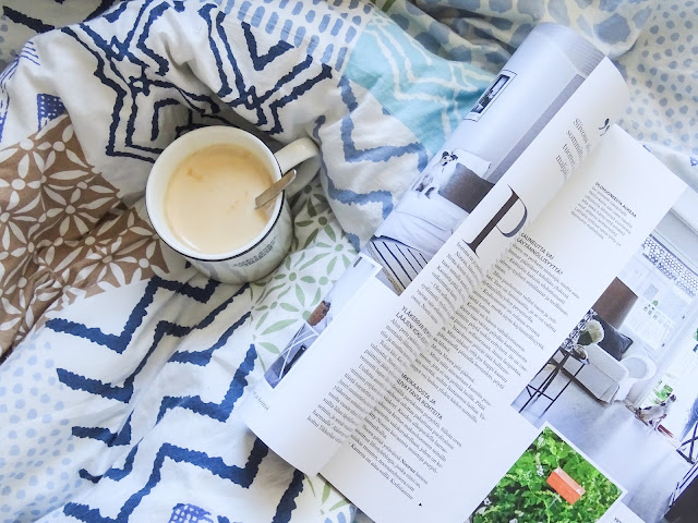 Aamukahvi, Koti ja keittiö lehti kesä 2017