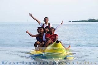 wisatawan libur idul adha karimunjawa 2018