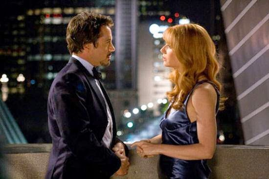 Iron Man 3: Tony Stark and Pepper Potts | A Constantly Racing Mind