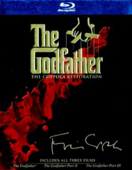 The Godfather: The Coppola Restoration Blu-ray Movie
