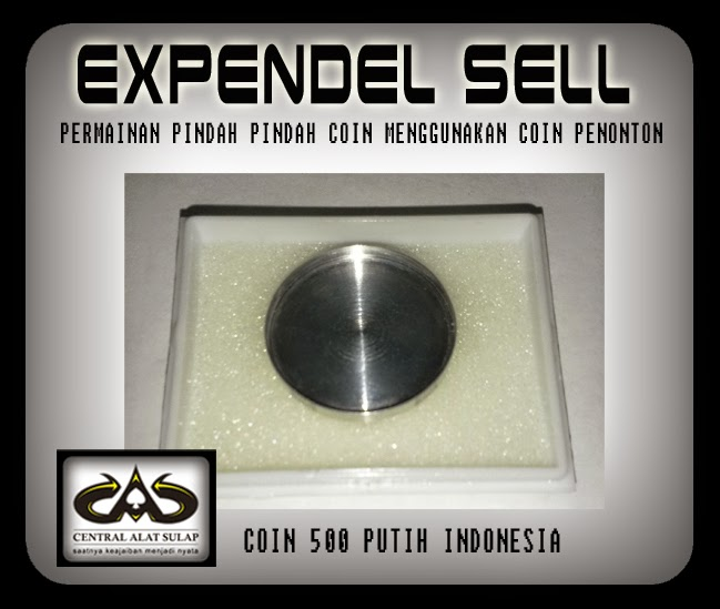 TOKO SULAP JOGJA EXPENDED SELL